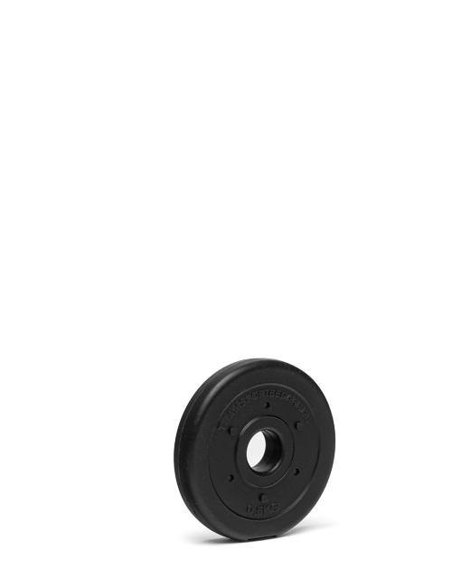 Hantelscheibe - Gewicht: 0,5 kg