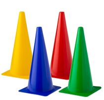 Pylons (4 colours) - Height: 38 cm
