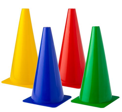 Pylonen (4 Farben) - Höhe: 45 cm
