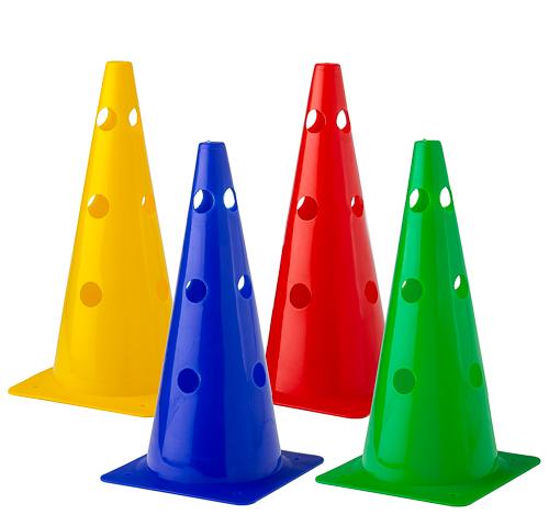 Lochkegel (4 Farben) - Höhe: 38 cm