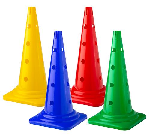 Lochkegel (4 Farben) - Höhe: 52 cm