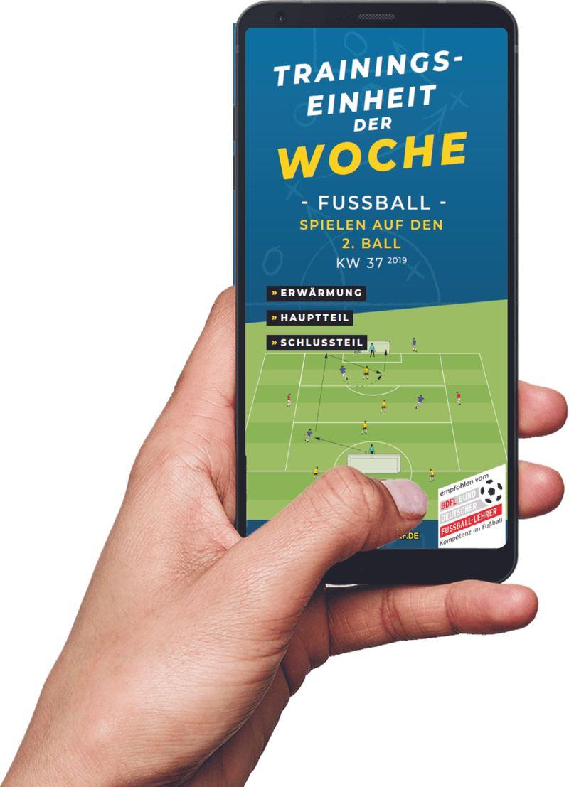 Download (KW 37) - Spielen auf den 2. Ball (Fußball)