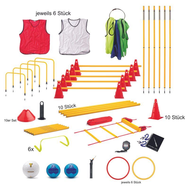 Bambini-Trainer (Fussball) - Starterset (groß)