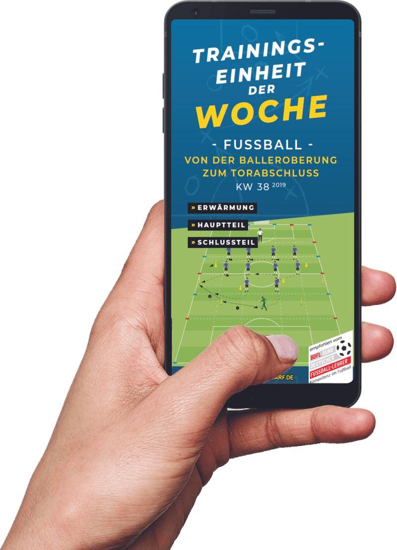 Download (KW 38) - Von der Balleroberung zum Torabschluss (Fußball)