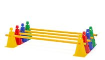 Cone Hurdle (Single Hurdle), 4 Colours - Height: 23 cm