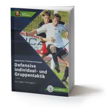Fussball Trainingsheft - Defensive Individual- und Gruppentaktik