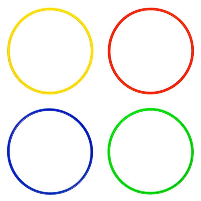 Koordinationsringe (4 Farben) - ø 60 cm