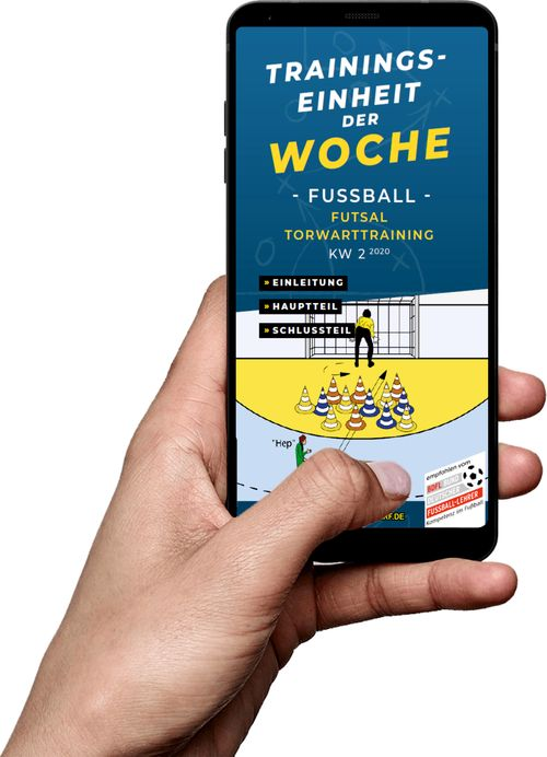 Download (KW 2) - Futsal Torwarttraining (Fußball)