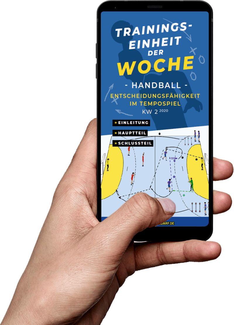 Download (KW 2) - Entscheidungsfähigkeit im Tempospiel (Handball)