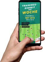 Fußball - Trainingseinheit der Woche (KW 34-52) Set 2019