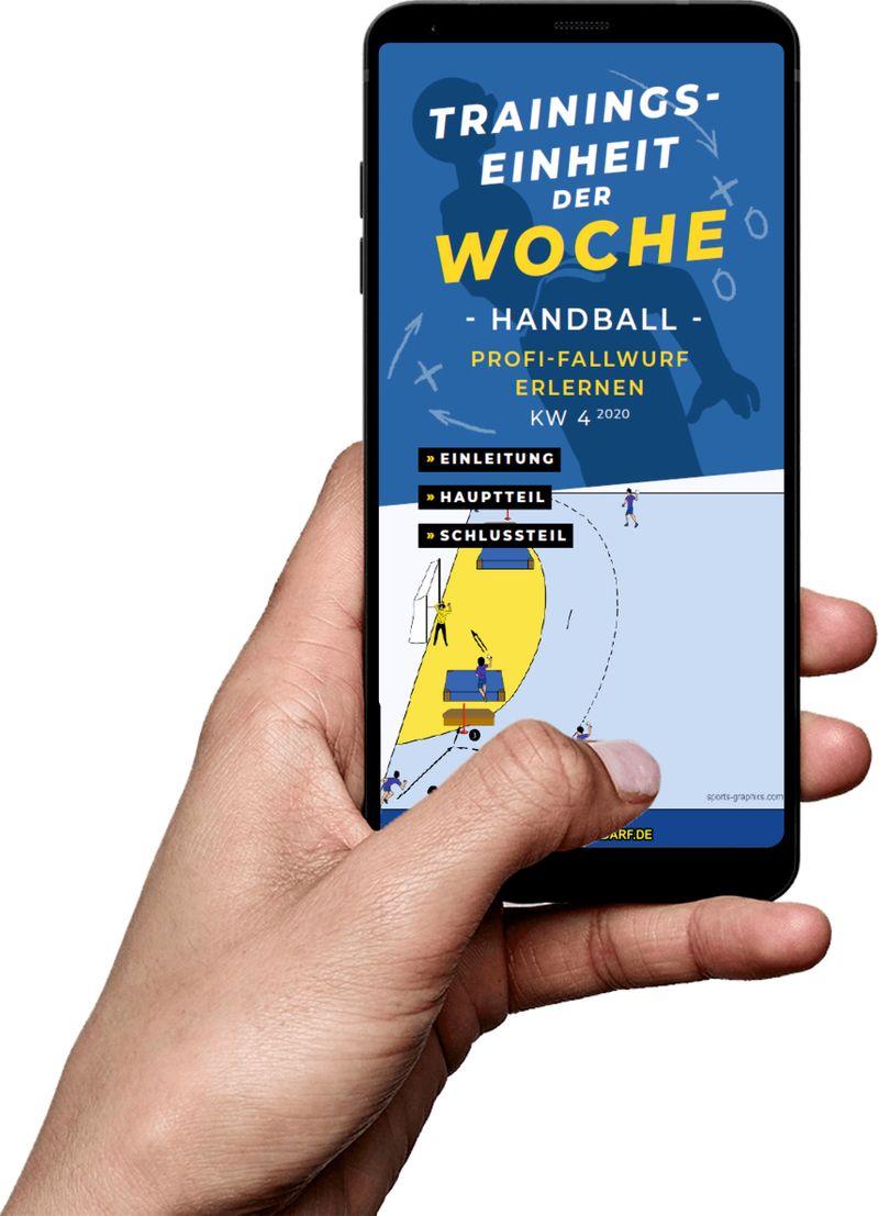 Download (KW 4) - Profi-Fallwurf erlernen (Handball)