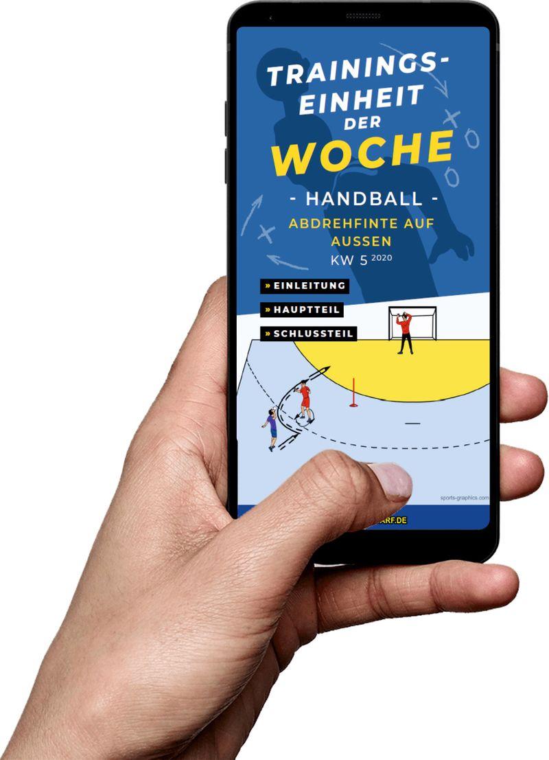 Download (KW 5) - Abdrehfinte auf außen (Handball)