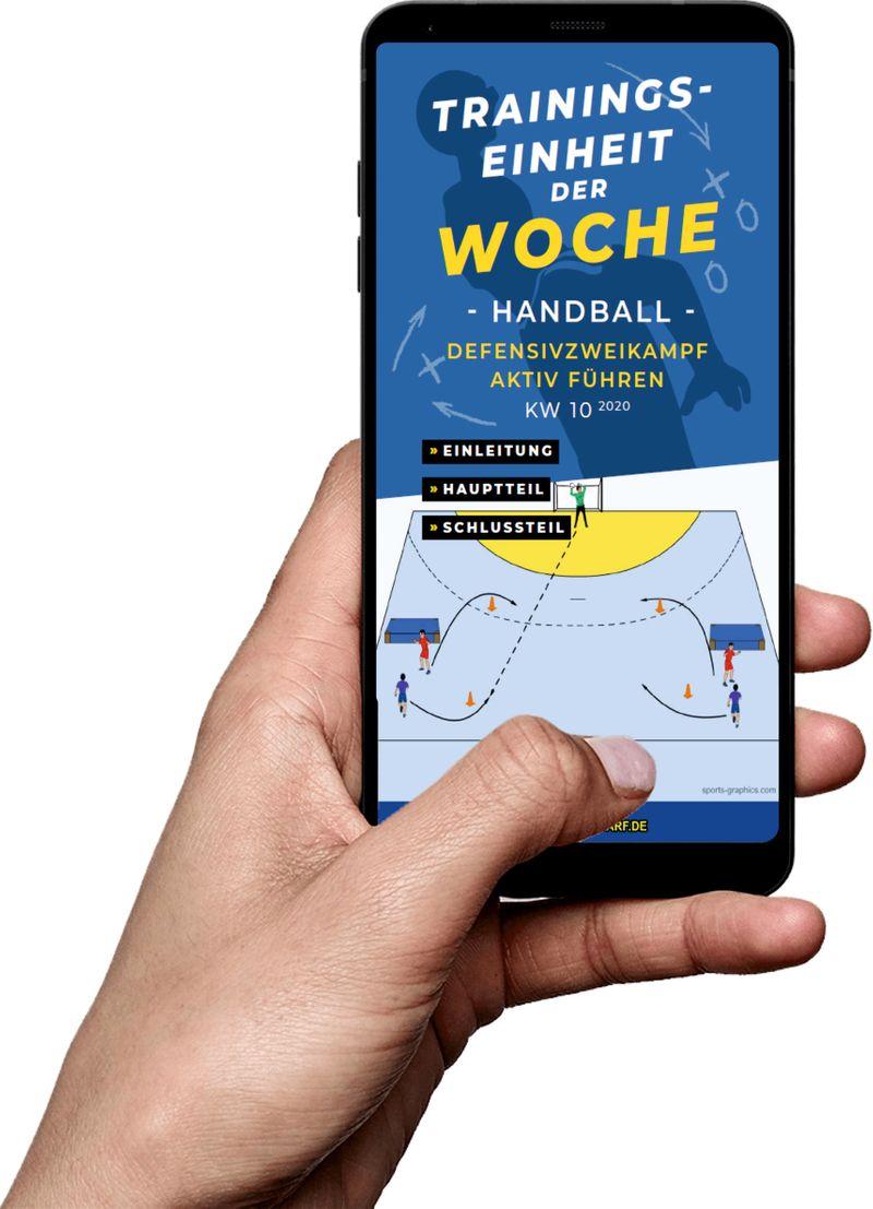 Download (KW 10) - Defensivzweikampf aktiv führen (Handball)