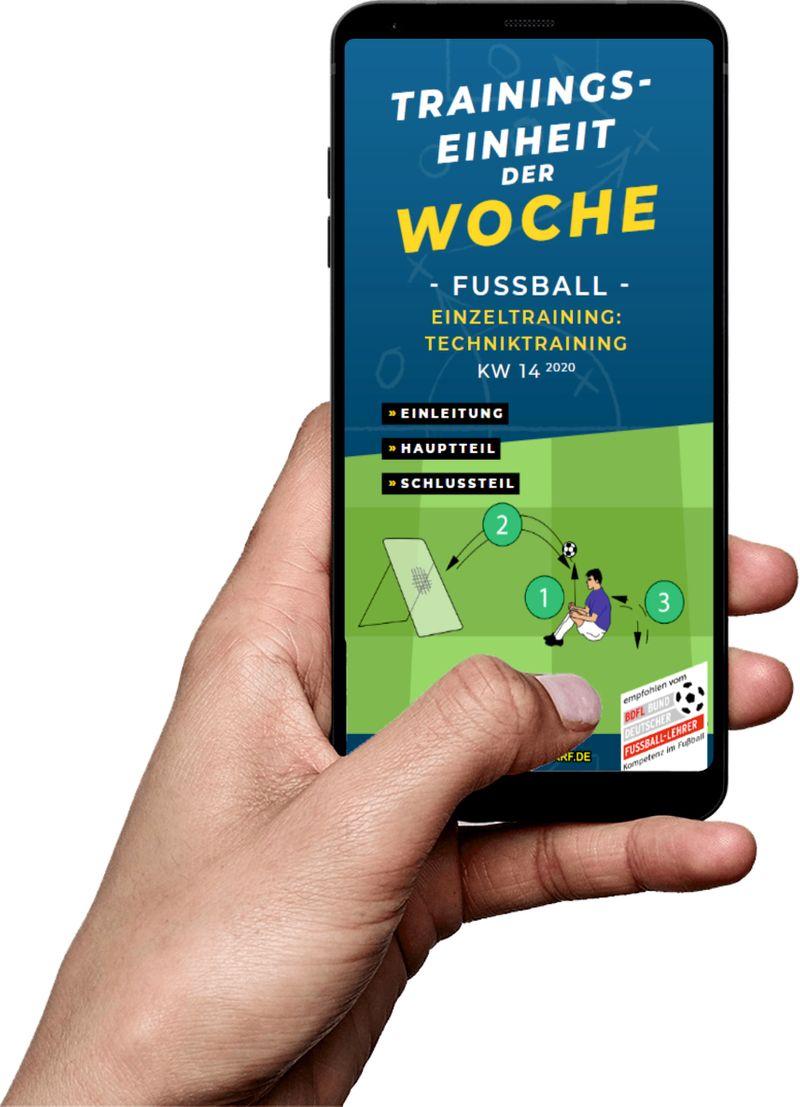 Download (KW 14) - Einzeltraining: Techniktraining (Fußball)