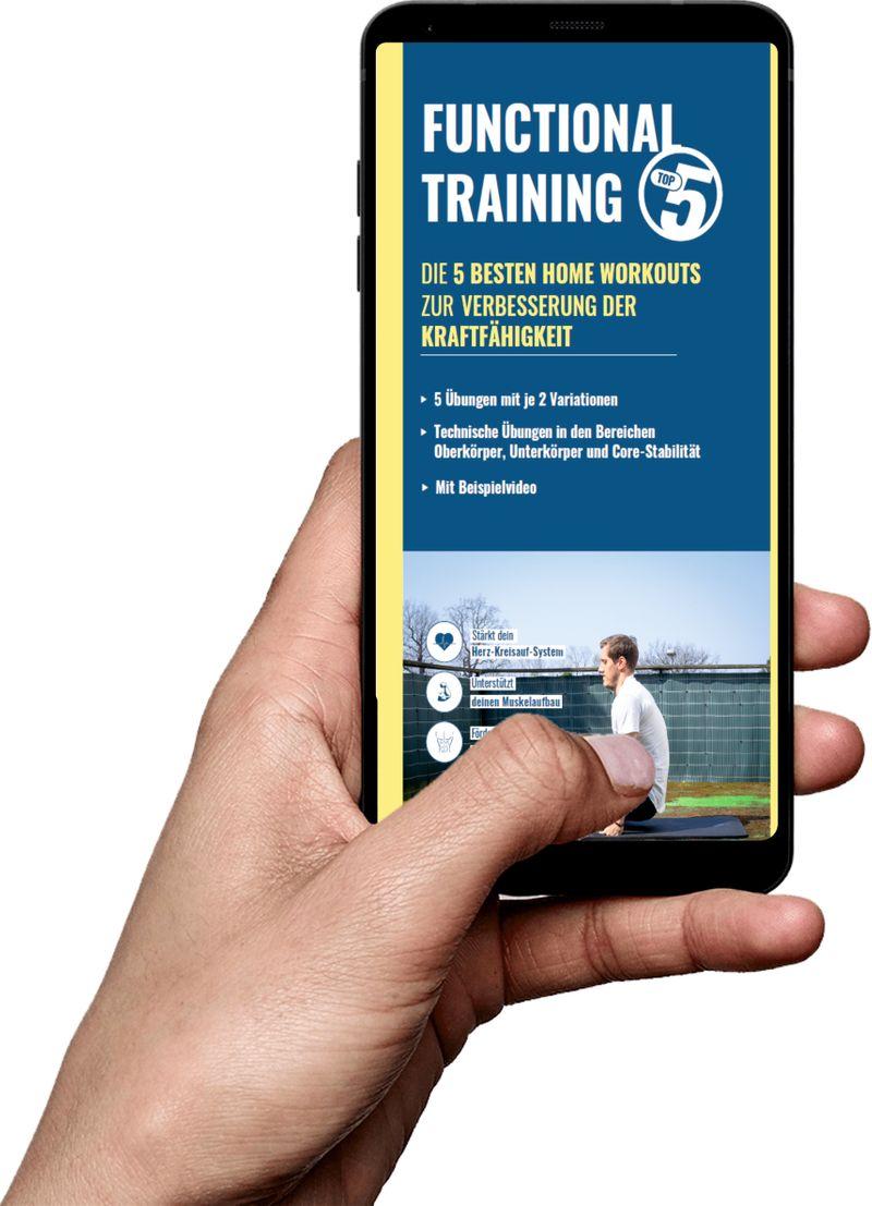 Download Top5 Trainingsübungen - Kräftigung