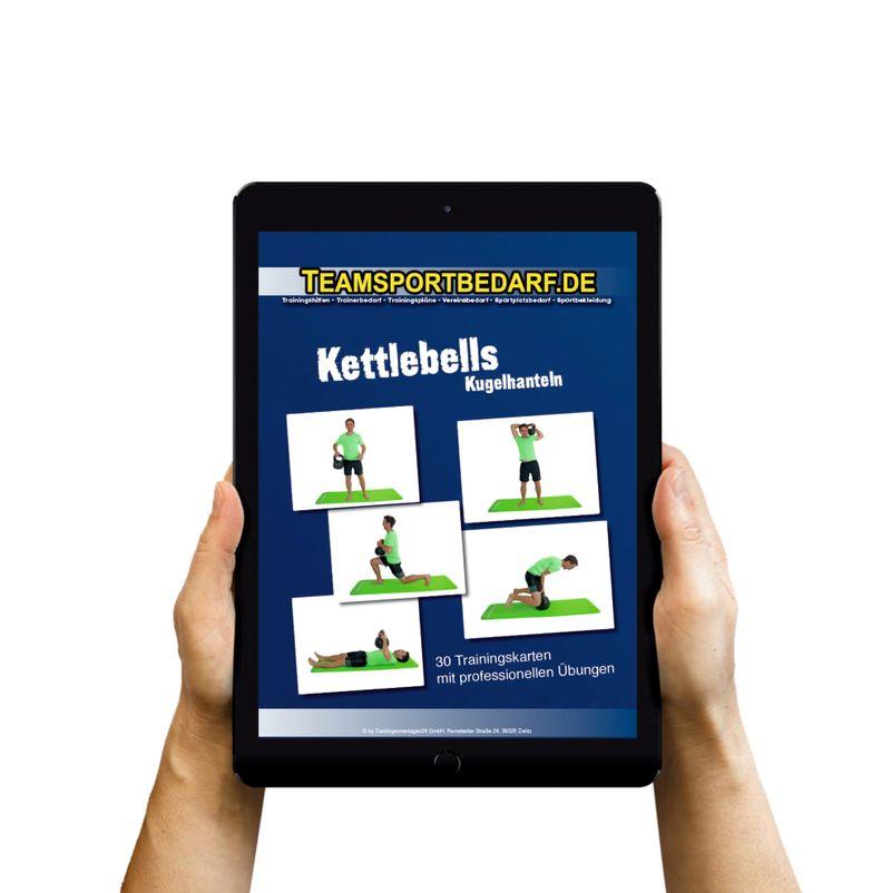Download (90 Übungen) - Kettlebells