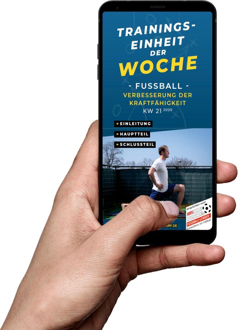 Download (KW 21) - Verbesserung der Kraftfähigkeit (Fußball)