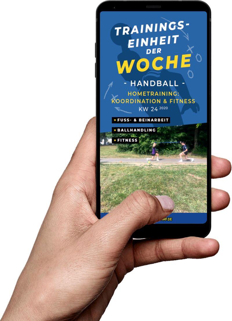 Download (KW 24) - Hometraining: Koordination & Fitness (Handball)