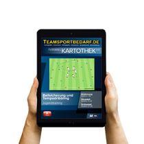 Download (60 Übungen) -  Ballsicherung und Tempodribbling (Fußball)
