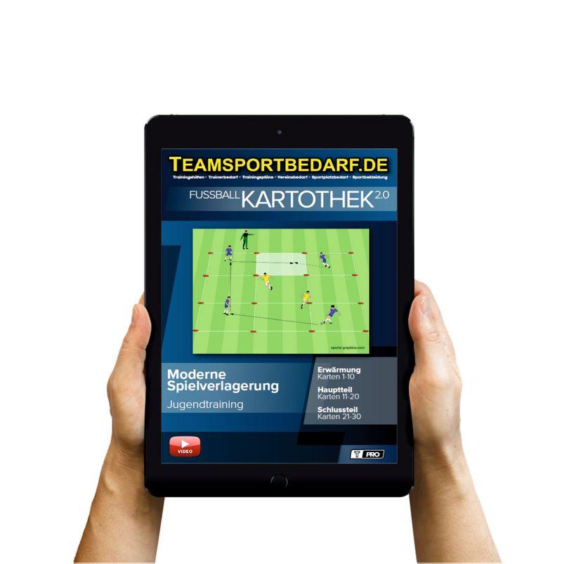 Download (60 Übungen) -  Moderne Spielverlagerung (Fußball)