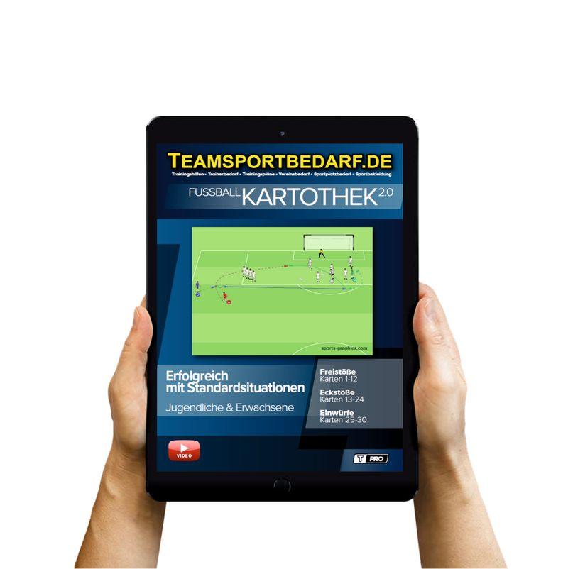 Download (60 Übungen) -  Erfolgreich mit Standardsituationen (Fußball)