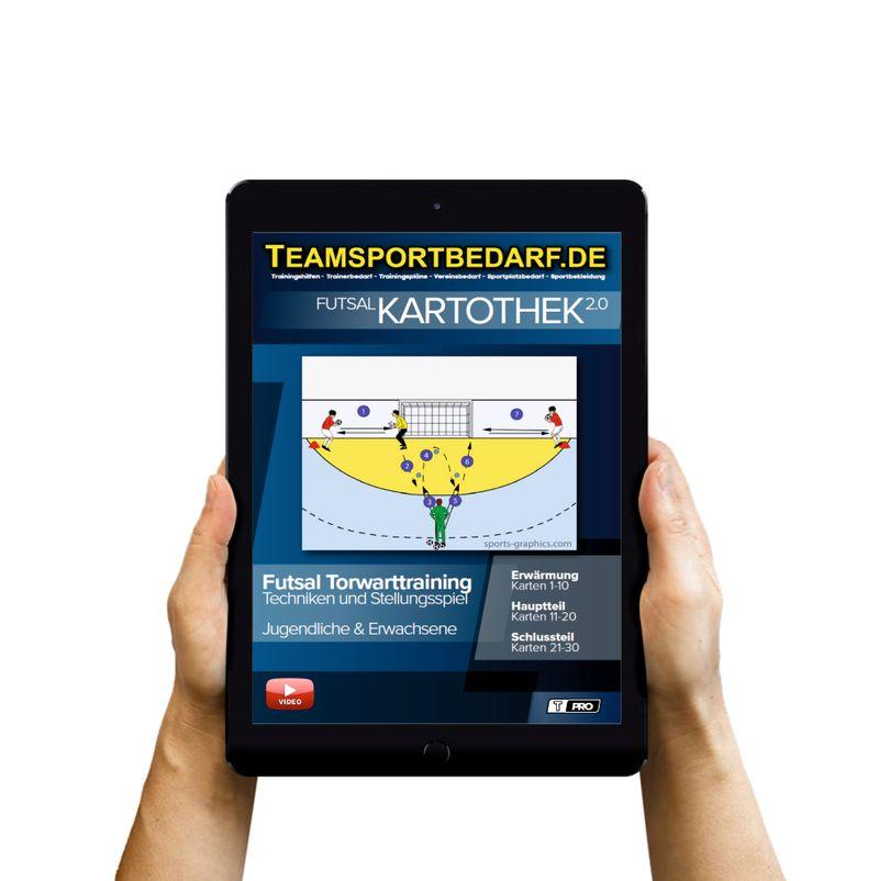Download (60 Übungen) - Futsal Torwarttraining (Fußball)