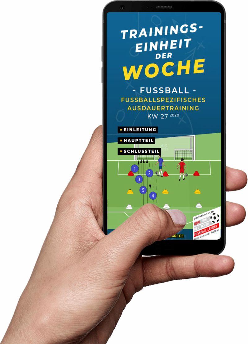 Download (KW 27) - Fussballspezifisches Ausdauertraining (Fußball)