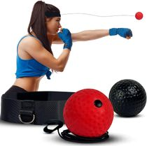 Box-Reflex-Ball-Set (inkl. 2 Bällen) - Fightball
