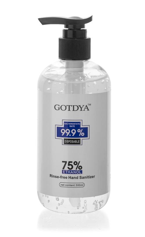 Hand Hygiene-Gel - 300 ml Pumpspender