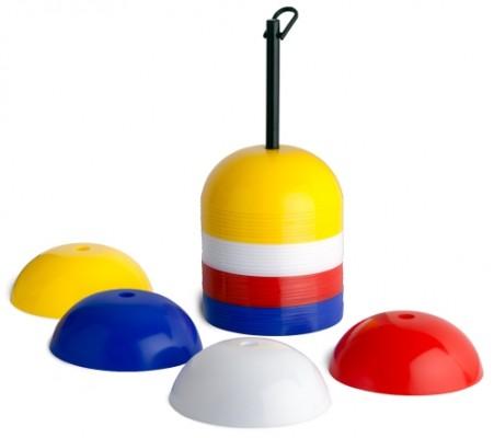 Markierhalbkugeln - Dome Cone (40 Stück)