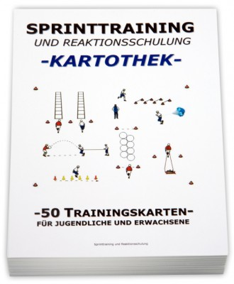 "FUSSBALL Trainingskartothek - ""Sprinttraining"""