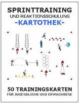 TENNIS Kartothek - Sprinttraining und Reaktionsschulung