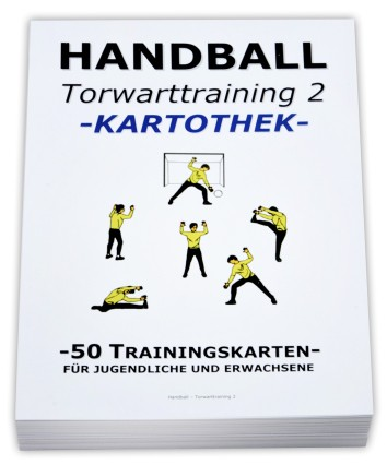 HANDBALL Trainingskartothek - TORWARTTRAINING 2