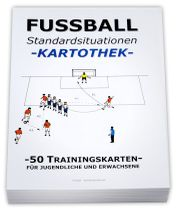 "FUSSBALL Trainingskartothek - ""Standardsituationen"""