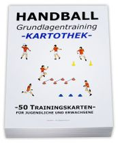"HANDBALL Trainingskartothek - ""Grundlagentraining"""
