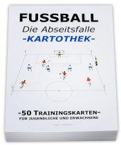 """FUSSBALL Trainingskartothek - """"Die Abseitsfalle"""""""