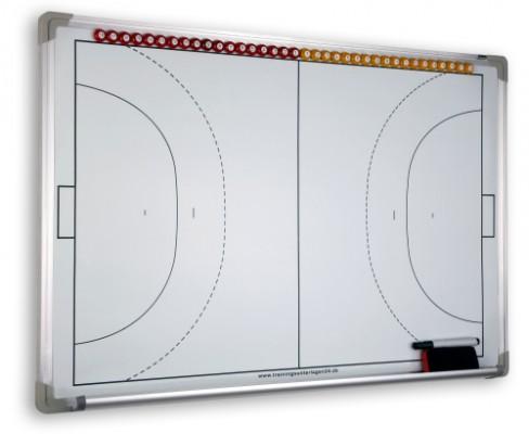 HANDBALL - magnetische Taktiktafel 600 x 900 mm
