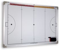 Hockey - magnet. Taktiktafel 600 x 900 mm