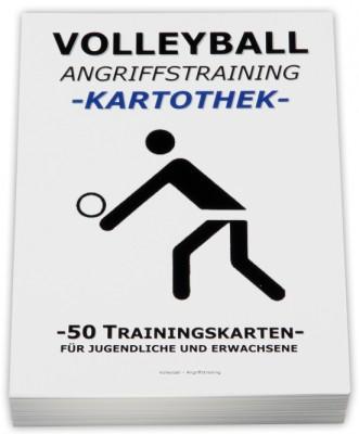 VOLLEYBALL Kartothek - Angriffstraining