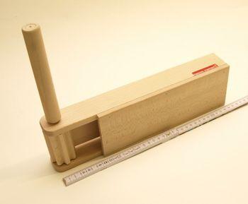 Mega Holz-Ratsche 35 cm groß und sehr laut