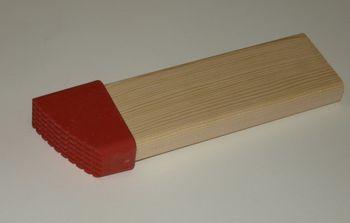 Leiterfuß (Leiterfüße) Leiternschuh Leiterkappe 70 x 23 mm