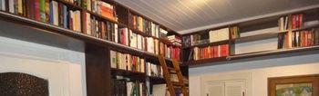 Edelstahlrohr für Einhängevorrichtung an Wandregalen Hochbetten und Bibliotheken (0,5 - 2,0 m). – Bild 3
