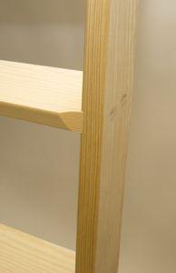 Parallelanlegeleiter 12 Stufen mit Stirnbrett – Bild 2