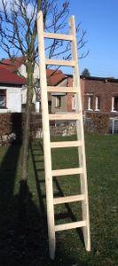 Vierkantsprossen-Anlegeleiter 5,0 Meter