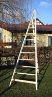 Bockleiter mit Pfahlstütze 3,0 Meter – Bild 1