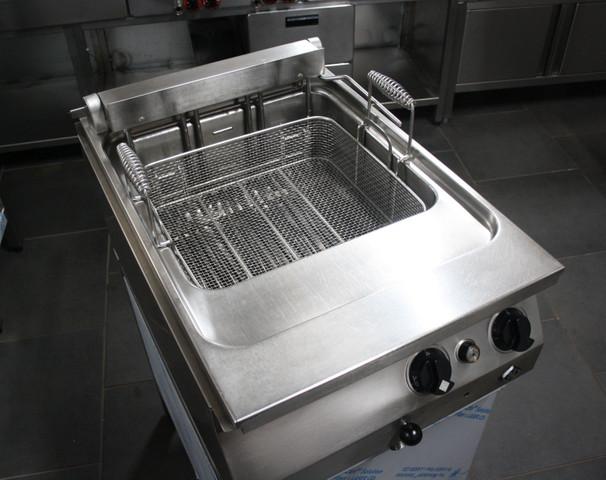 Großbeckenfriteuse MKN Counter SL 20 KW Fettbackgerät +Pommesschublade+ 12 M. Garantie* – Bild 5