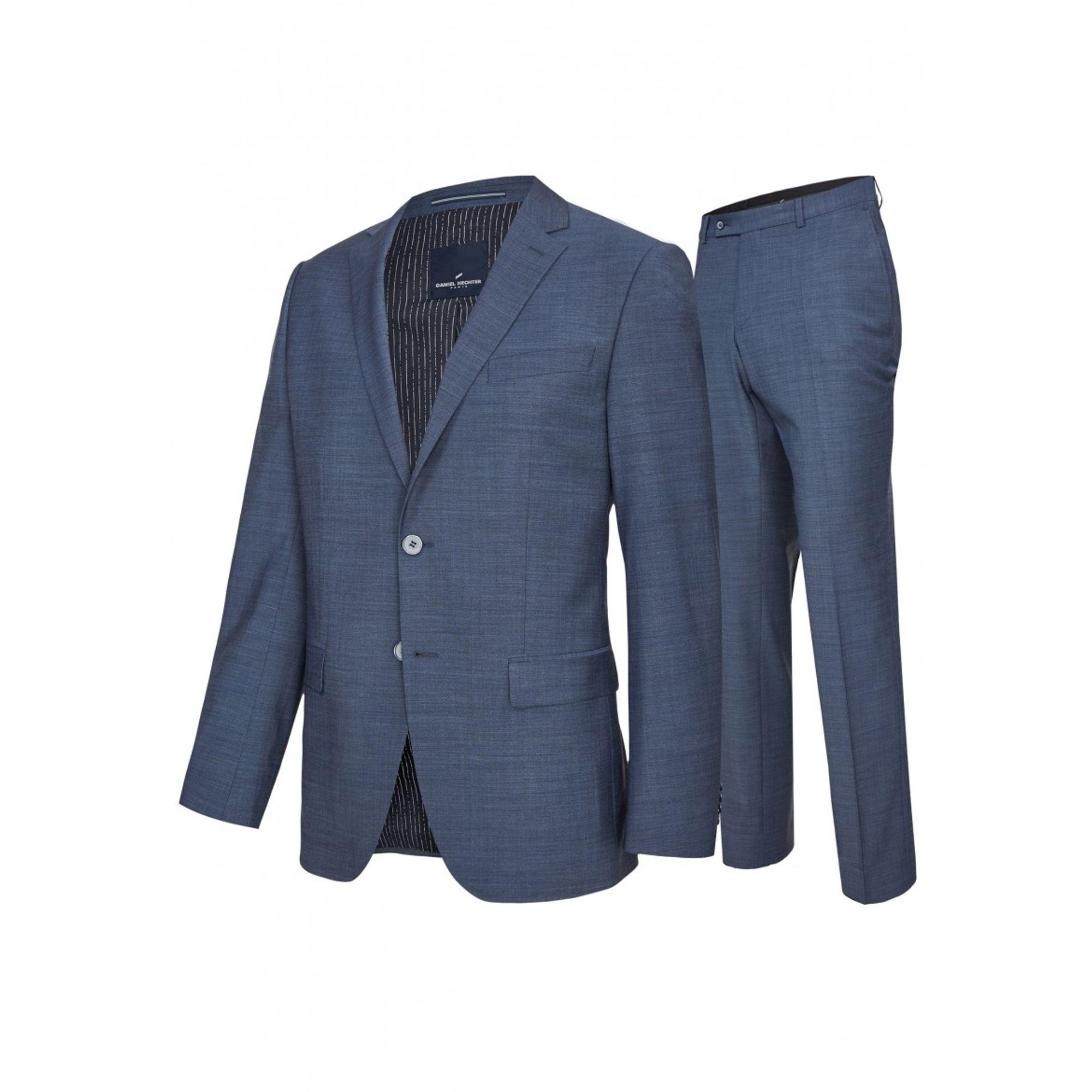 Daniel Hechter Herren Anzugjacke Jacket Modern