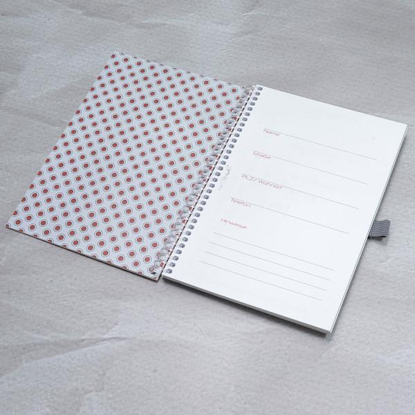 "Kalenderbuch SmartSinn ""Basic"" DinA5 – Bild 3"