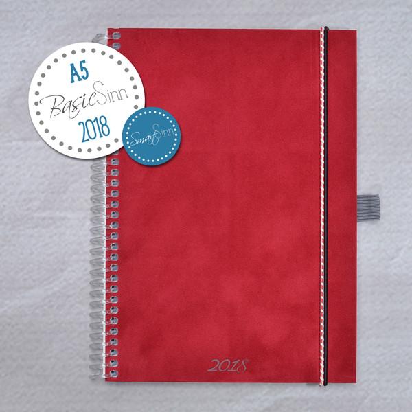 "Kalenderbuch SmartSinn ""Basic"" DinA5 – Bild 1"