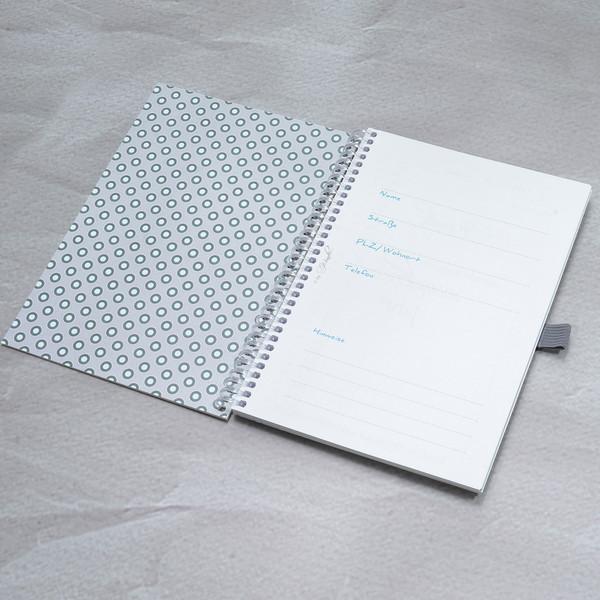 "Kalenderbuch SmartSinn ""Pure"" DinA5 – Bild 3"